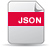 Appartenances aux commissions - Format .json
